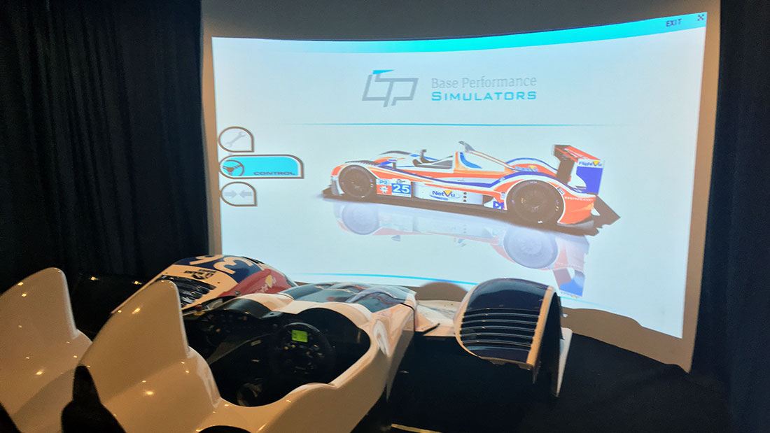 TIGA's LMP2 Simulator - Perfect for Masters Historic Endurance Legends Competitors